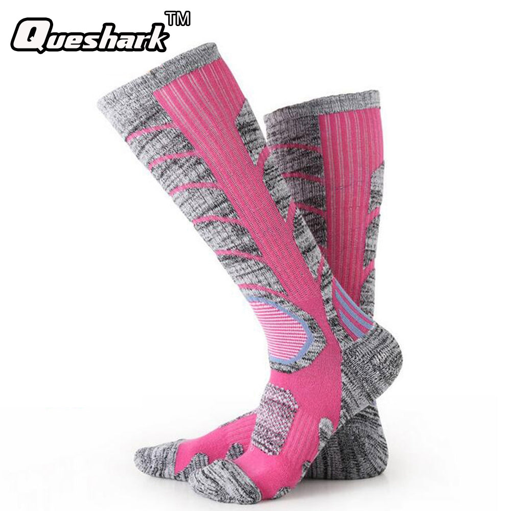 Women Thermal Ski Socks - Trekmor
