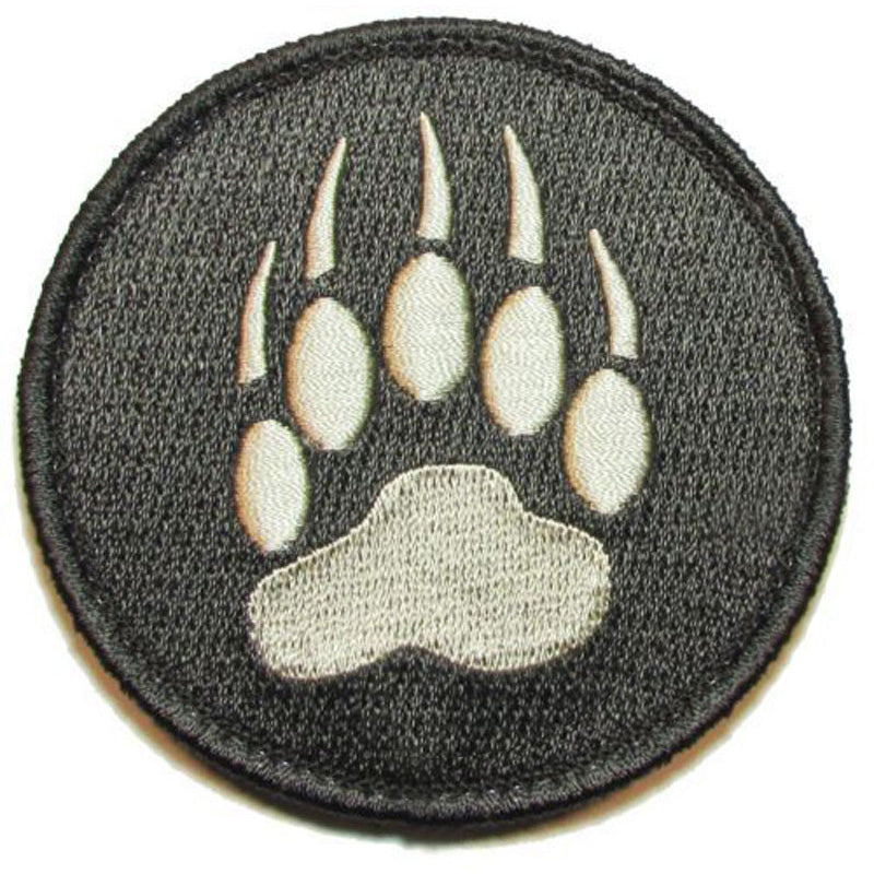 Bear Claw Tactical Morale Patch - Trekmor