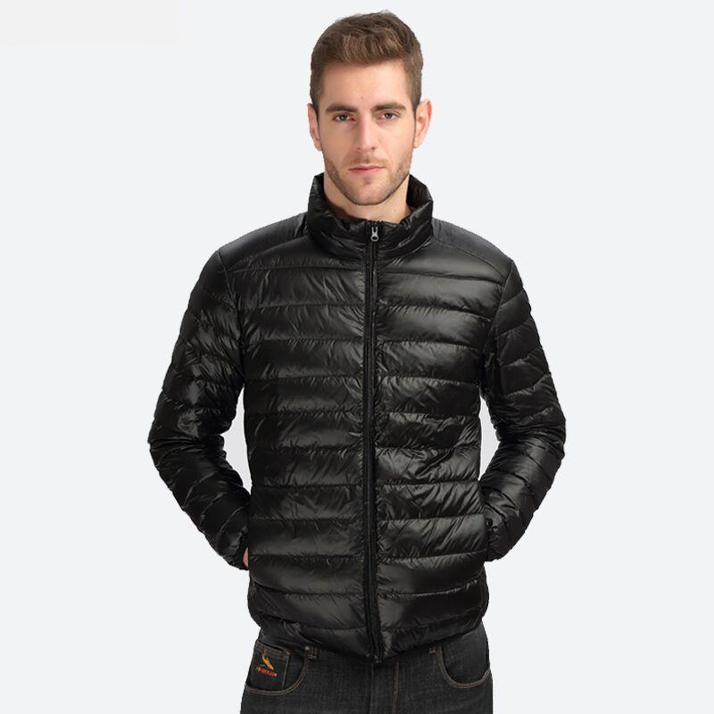 Men's Duck Down Jacket - Trekmor