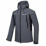 Men's Winter Softshell Fleece Jacket - Trekmor