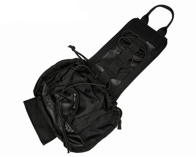 1000D MOLLE Tactical First Aid/ Utility Medical Accessory Bag - Trekmor