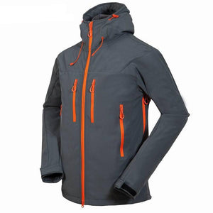 2018 Men's Waterproof Softshell Jacket - Trekmor