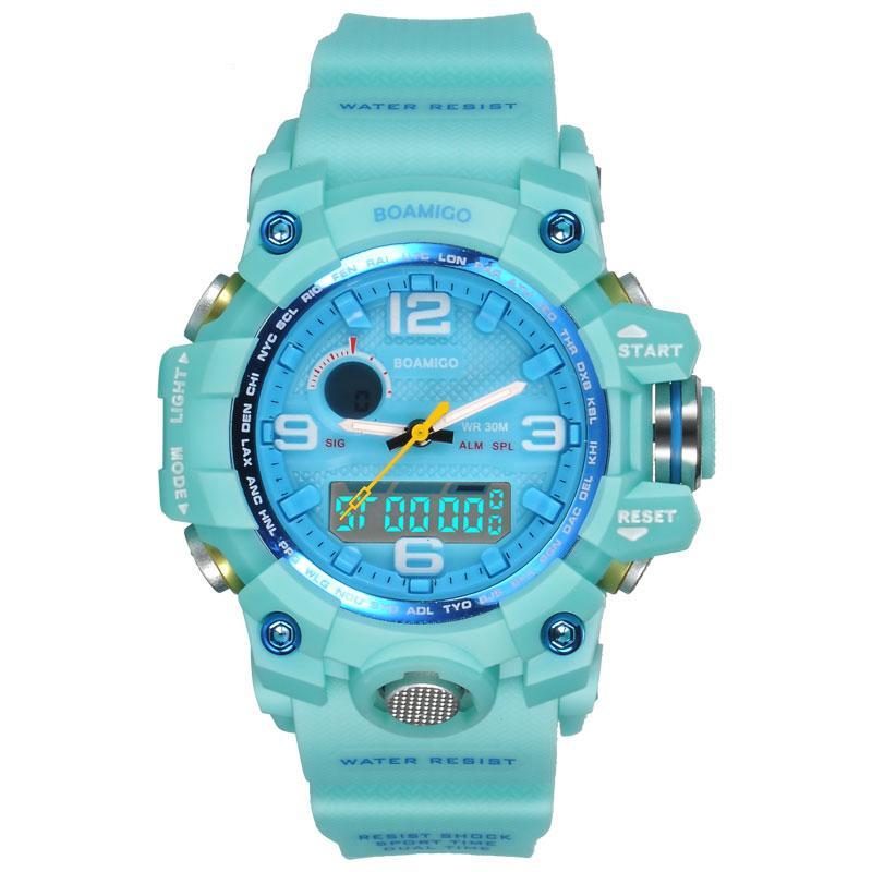 Women's Analog/Digital Sport Watch - Trekmor