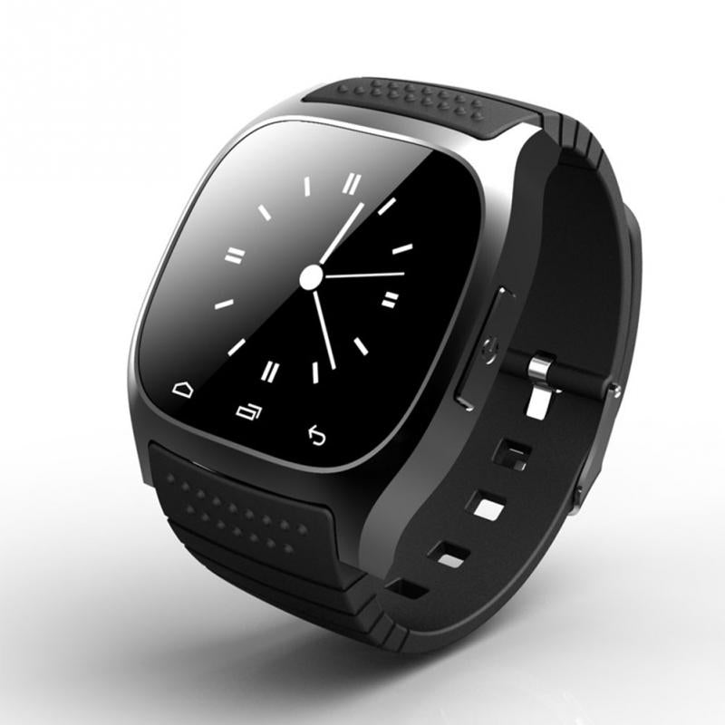 Bluetooth Smart Watch For iPhone and Android - Trekmor