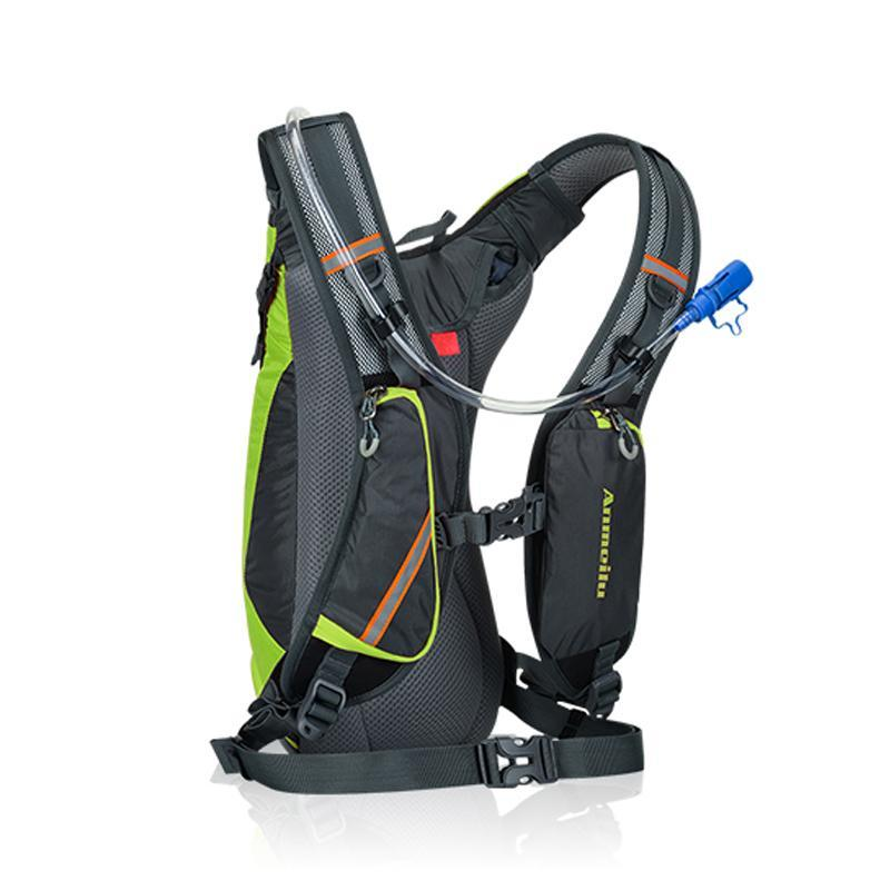 8L Cycling Backpack With or Without 2L Hydration Bladder (5 Colors) - Trekmor