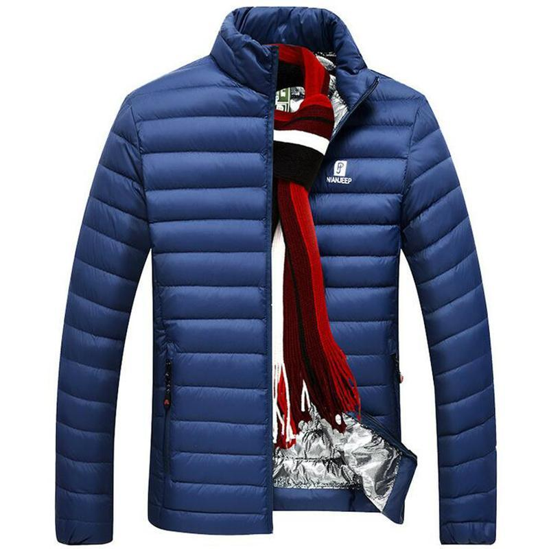 Men's Down Jacket - Trekmor