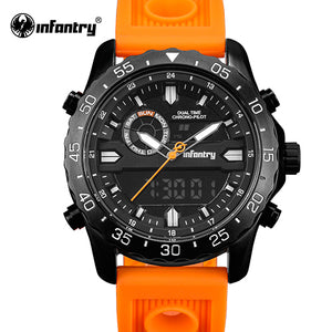 INFANTRY Military Digital/Analog Watch - Trekmor