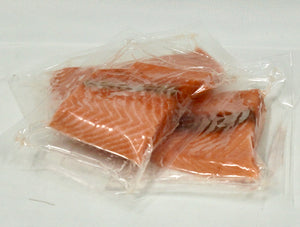 Salmon Portion Skinless 180gm IVP