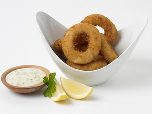 Crumbed Calamari Rings Formed 500gm Bag