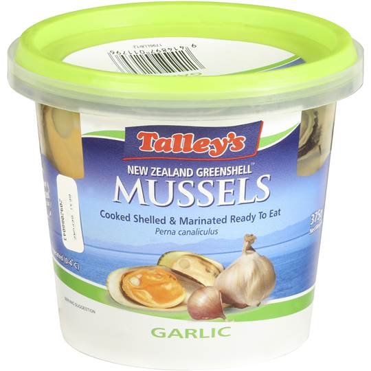 Marinated Mussels 375gm Tubs