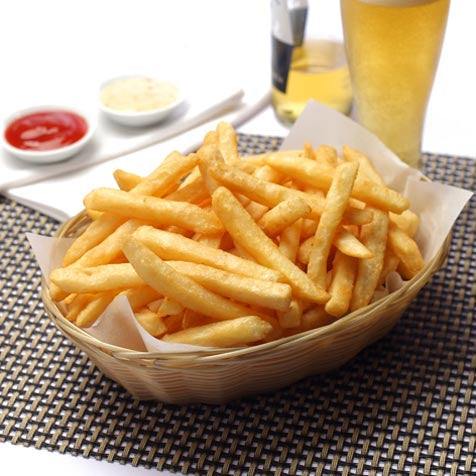 Xtra Crispy French Fries 2.5kg Bag