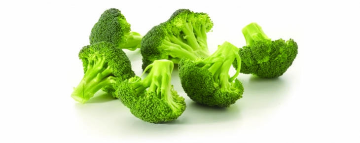 Broccoli Florets 2.5kg Bag