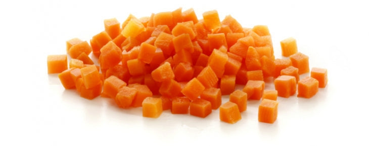 Diced Carrots 5kg Bag