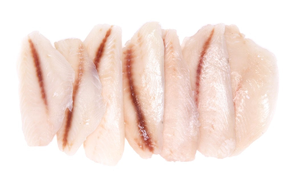 Red Spot Emperor Fillets Skinless 5kg Ctn
