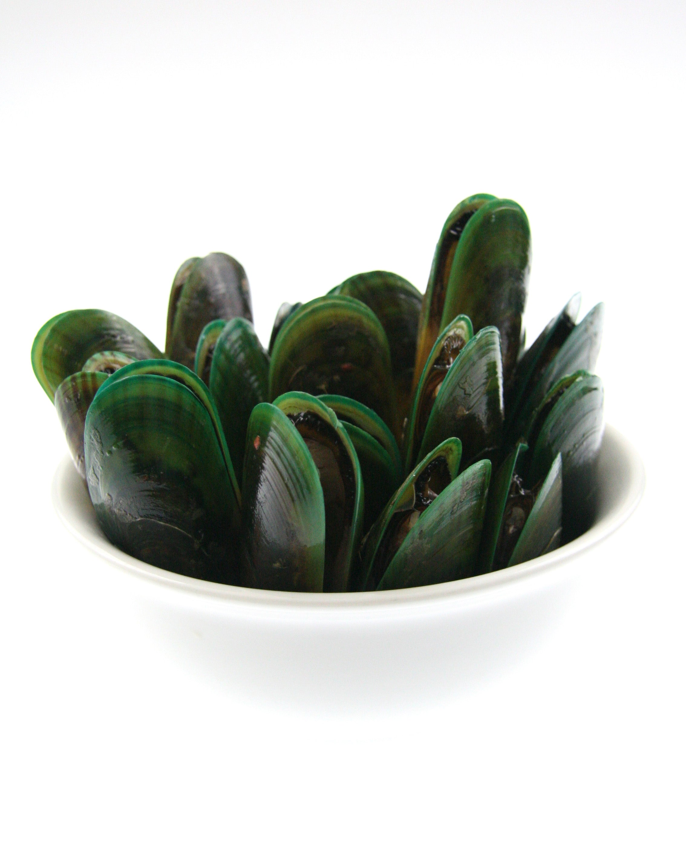 Greenshell™ Whole Mussels 1kg Box