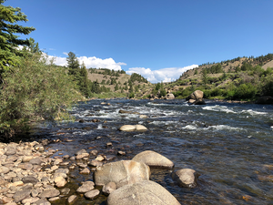 Salida, Colorado: Fishing in the Gem of the Rockies