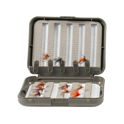 Classic Dry-Fly Box with Threaders