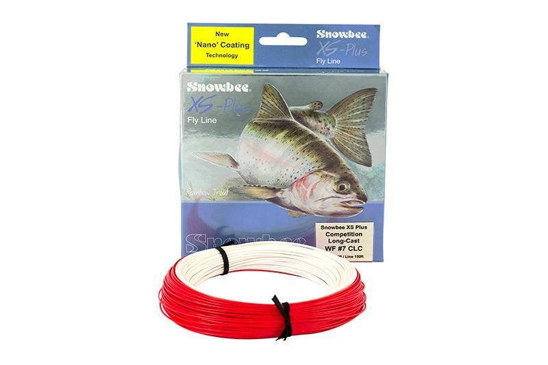 "XS Plus Competition ""Long Cast"" CLC-F-fly line-Snowbee USA"