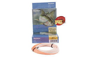 XS-Plus Extreme Distance Floating EDF-fly line-Snowbee USA