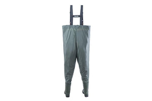 Granite Hi-Elastic Pvc Chest Waders