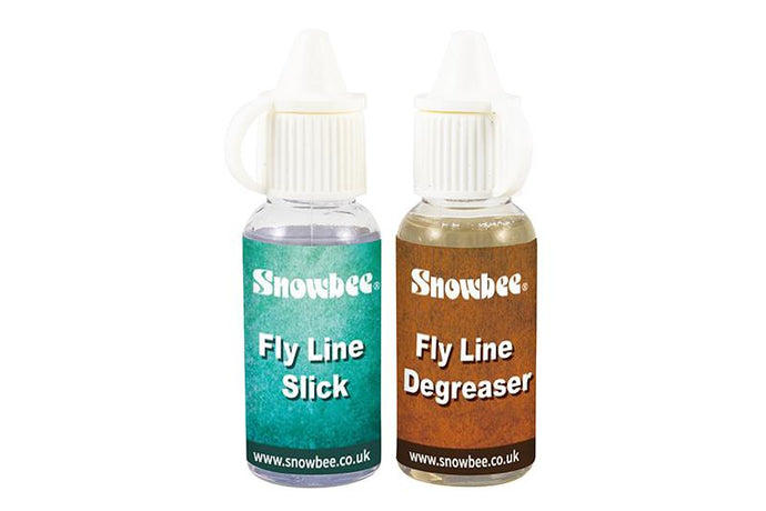 Snowbee Line Slick & Fly Degreaser