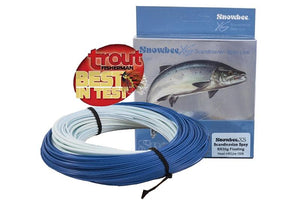 Scandinavian-Spey Fly Lines with Continuous Running Line SSF - Snowbee USA
