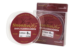Snowbee XS Fluorocarbon – Clear - Snowbee USA