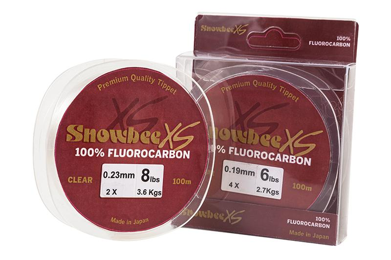 Snowbee XS Fluorocarbon – Clear