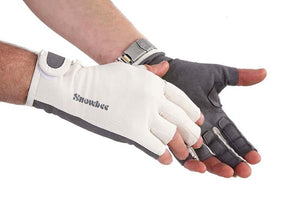 Sun Gloves with Stripping Fingers - Snowbee USA
