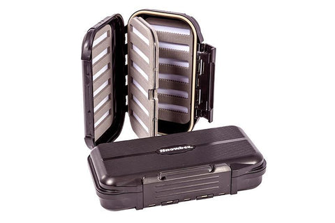 Centre Leaf Waterproof Fly Box Essentials