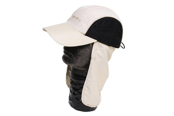 Flats Cap with Neck Shield - Snowbee USA