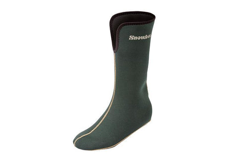 Fleece Lined Neoprene Socks Clothing