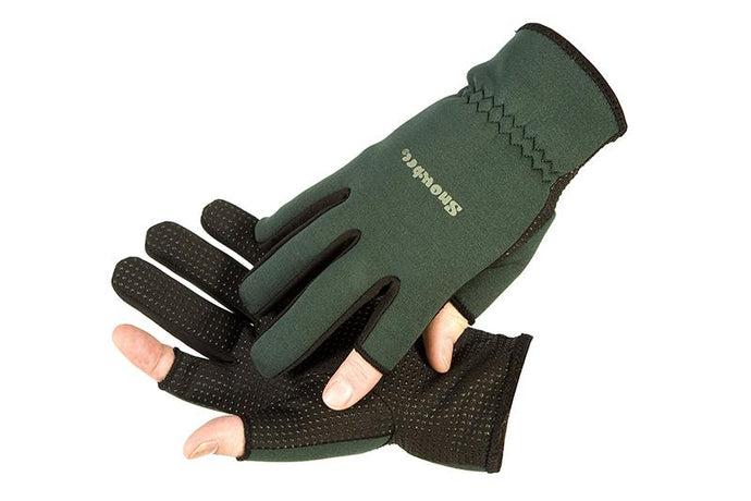 Lightweight Neoprene Gloves - Snowbee USA