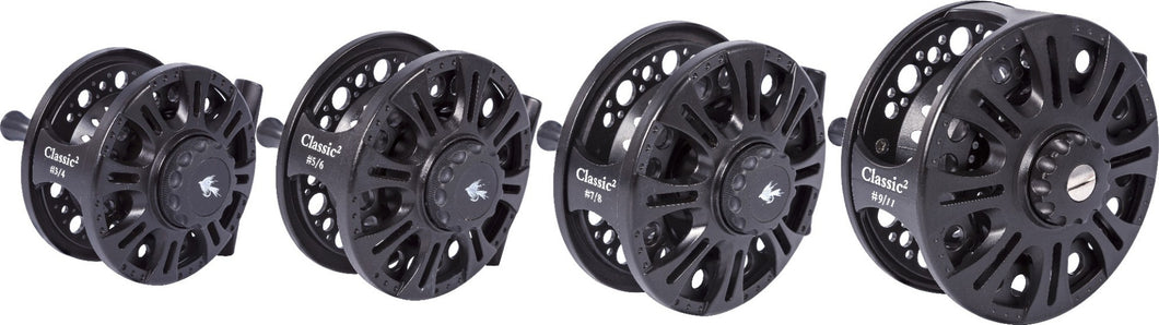 Classic Fly Reel