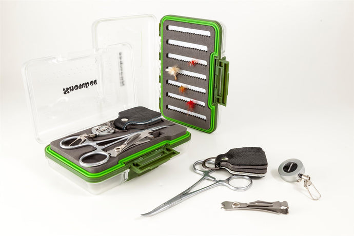 Fly Box Tool Kit Essentials