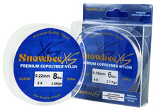 Xs Fluorocarbon-Coated Copolymer Nylon - Clear