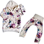 PREORDER OATMEAL FLORAL
