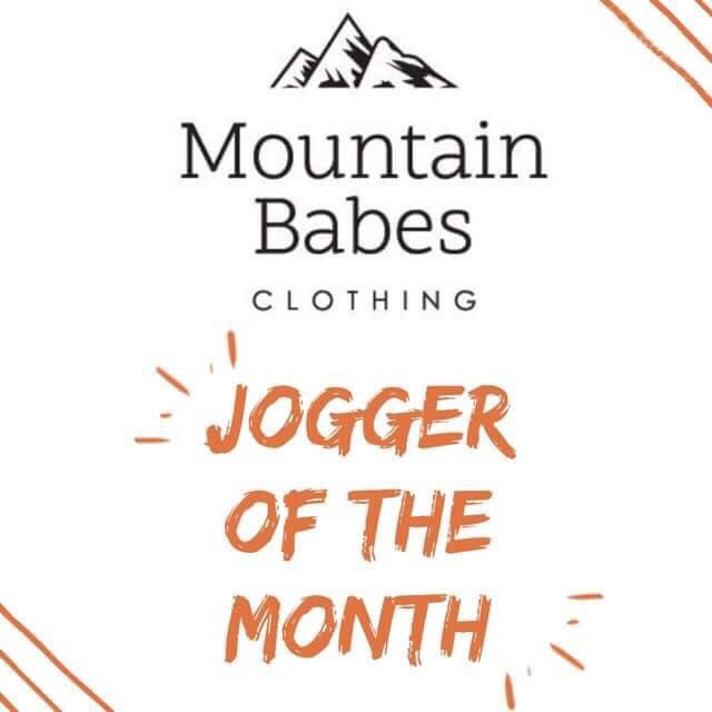 jogger of the month