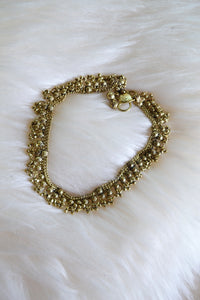 Gold Payal - Foot Anklet