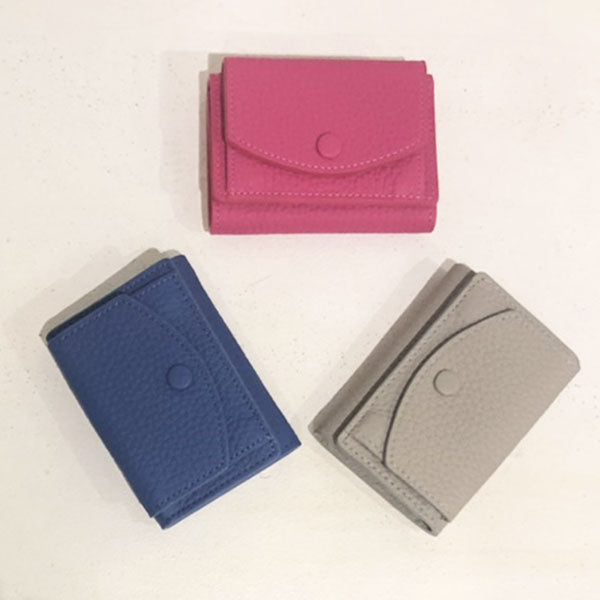 SMALL WALLET 待望のPINKカラー&新色入荷!