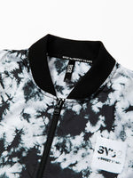 SY32 GRAPHIC BOMBER JK CAMO MIX 03
