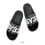 SY32 SHOWER SANDALS(HEART CAMO)