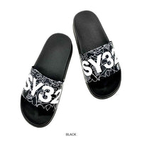 SY32 SHOWER SANDALS(HEART CAMO) sizeL