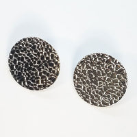 J# Jewelry Coin Earring