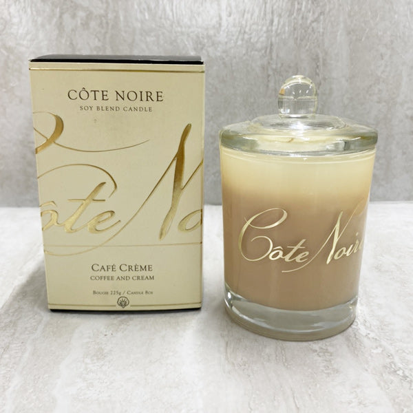 COTE NOIRE キャンドル Coffee and Cream【Online Store限定】