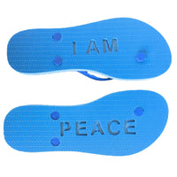 Moeloco (モエロコ) beach Sandal I AM PEACE 01