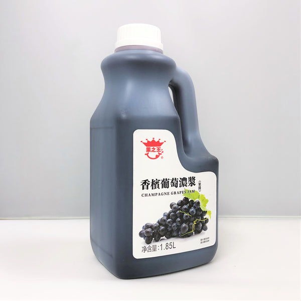 香檳葡萄濃漿 Kyoho Grape Syrup 1.85L
