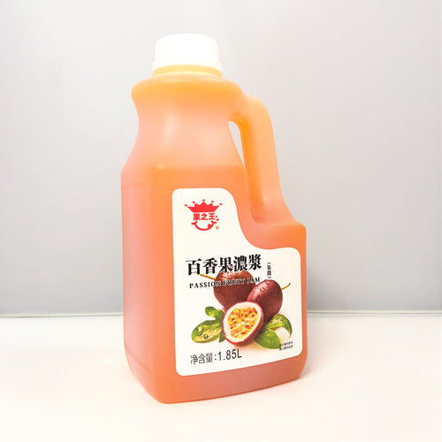 百香果濃漿 Passion Fruit Syrup 1.85L