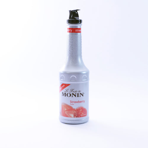 Monin 士多啤梨果茸 Strawberry Puree Mix