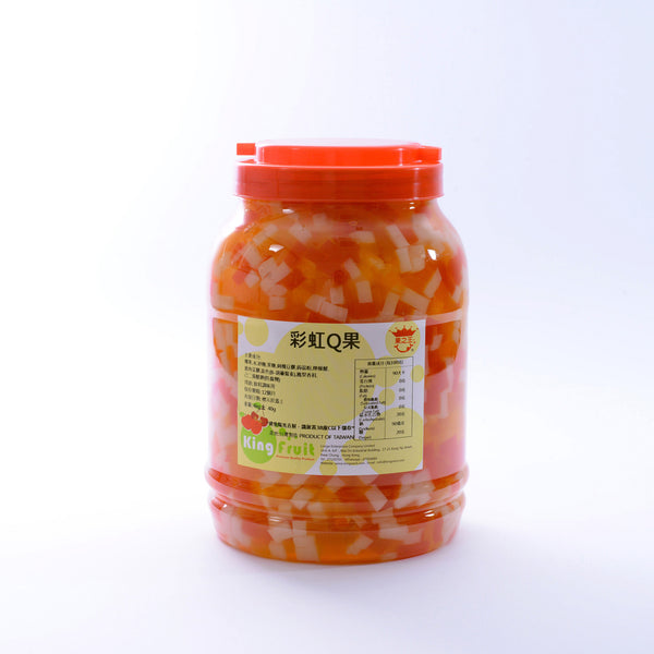 彩虹Q果 Composite Konjac Jelly
